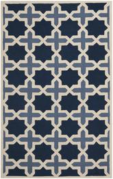 Safavieh Cambridge CAM127A Light Blue and Ivory