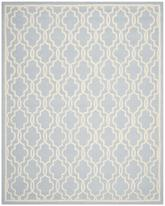 Safavieh Cambridge CAM131A Light Blue and Ivory