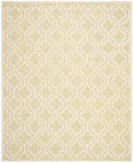 Safavieh Cambridge CAM132B Light Green and Ivory