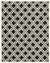 Safavieh Cambridge CAM132E Black and Ivory