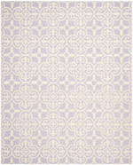 Safavieh Cambridge CAM133C Lavender and Ivory