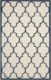 Safavieh Cambridge CAM134Z Ivory and Navy