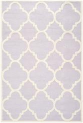 Safavieh Cambridge CAM140C Lavander and Ivory
