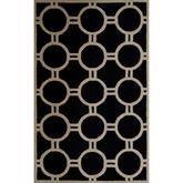 Safavieh Cambridge CAM145E Black and Ivory