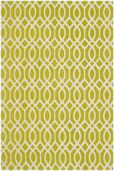 Safavieh Cedar Brook CDR141B Lime and Ivory