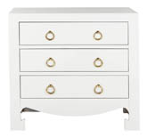 DION 3 DRAWER CHEST