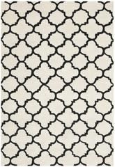 Safavieh Chatham CHT717A Ivory and Black