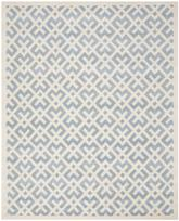 Safavieh Chatham CHT719B Blue and Ivory