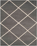 Safavieh Chatham CHT720D Dark Grey and Ivory