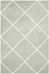 Safavieh Chatham CHT720E Grey and Ivory