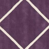 Safavieh Chatham CHT720F Purple and Ivory