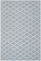 Safavieh Chatham CHT721B Blue and Ivory