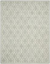 Safavieh Chatham CHT723E Grey and Ivory