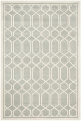 Safavieh Chatham CHT725E Grey and Ivory