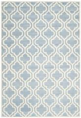 Safavieh Chatham CHT727B Blue and Ivory