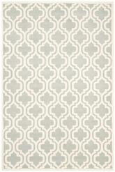 Safavieh Chatham CHT727E Grey and Ivory