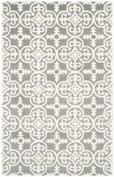 Safavieh Chatham CHT729D Dark Grey and Ivory