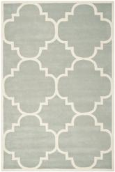 Safavieh Chatham CHT730E Grey and Ivory