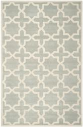 Safavieh Chatham CHT732E Grey and Ivory