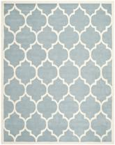 Safavieh Chatham CHT733B Blue and Ivory
