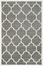 Safavieh Chatham CHT733D Dark Grey and Ivory