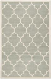 Safavieh Chatham CHT733E Grey and Ivory
