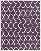 Safavieh Chatham CHT734F Purple and Ivory