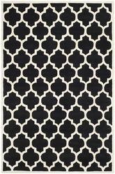 Safavieh Chatham CHT734K Black and Ivory