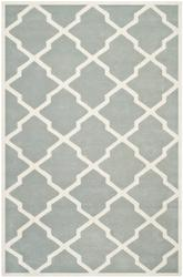 Safavieh Chatham CHT735E Grey and Ivory
