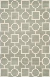 Safavieh Chatham CHT737E Grey and Ivory