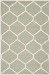 Safavieh Chatham CHT738E Grey and Ivory
