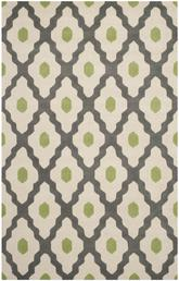 Safavieh Chatham CHT748D Ivory and Dark Grey