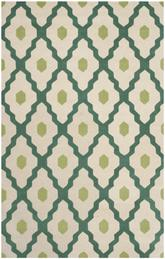 Safavieh Chatham CHT748V Ivory and Teal