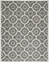 Safavieh Chatham CHT750D Dark Grey and Ivory