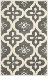 Safavieh Chatham CHT751D Dark Grey and Ivory