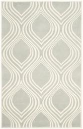 Safavieh Chatham CHT758E Grey and Ivory