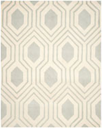 Safavieh Chatham CHT760E Grey and Ivory