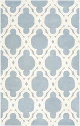 Safavieh Chatham CHT762B Blue and Ivory