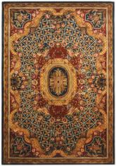 Safavieh Classic Cl234b Gold And Cola Area Rug Free Shipping