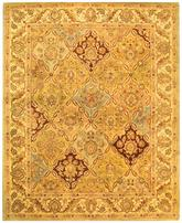 Safavieh Classic CL388A Multi and Ivory