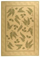 Safavieh Courtyard CY0772-1E01 Natural and Olive