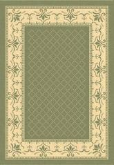 Safavieh Courtyard CY0901-1E06 Olive and Natural