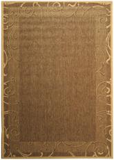 Safavieh Courtyard CY1708-3009 Brown and Natural
