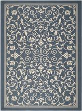 Safavieh Courtyard CY2098-268 Navy and Beige