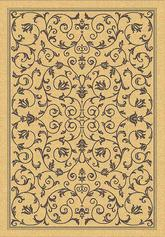 Safavieh Courtyard CY2098-3001 Natural and Brown