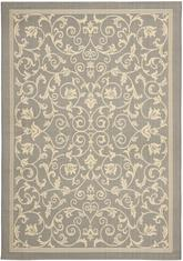 Safavieh Courtyard CY2098-3606 Grey and Natural