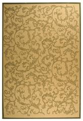 Safavieh Courtyard CY2653-1E01 Natural and Olive