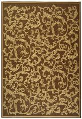 Safavieh Courtyard CY2653-3009 Brown and Natural
