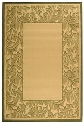Safavieh Courtyard CY26661E01 Natural and Olive
