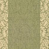 Safavieh Courtyard CY2727-1E06 Olive and Natural